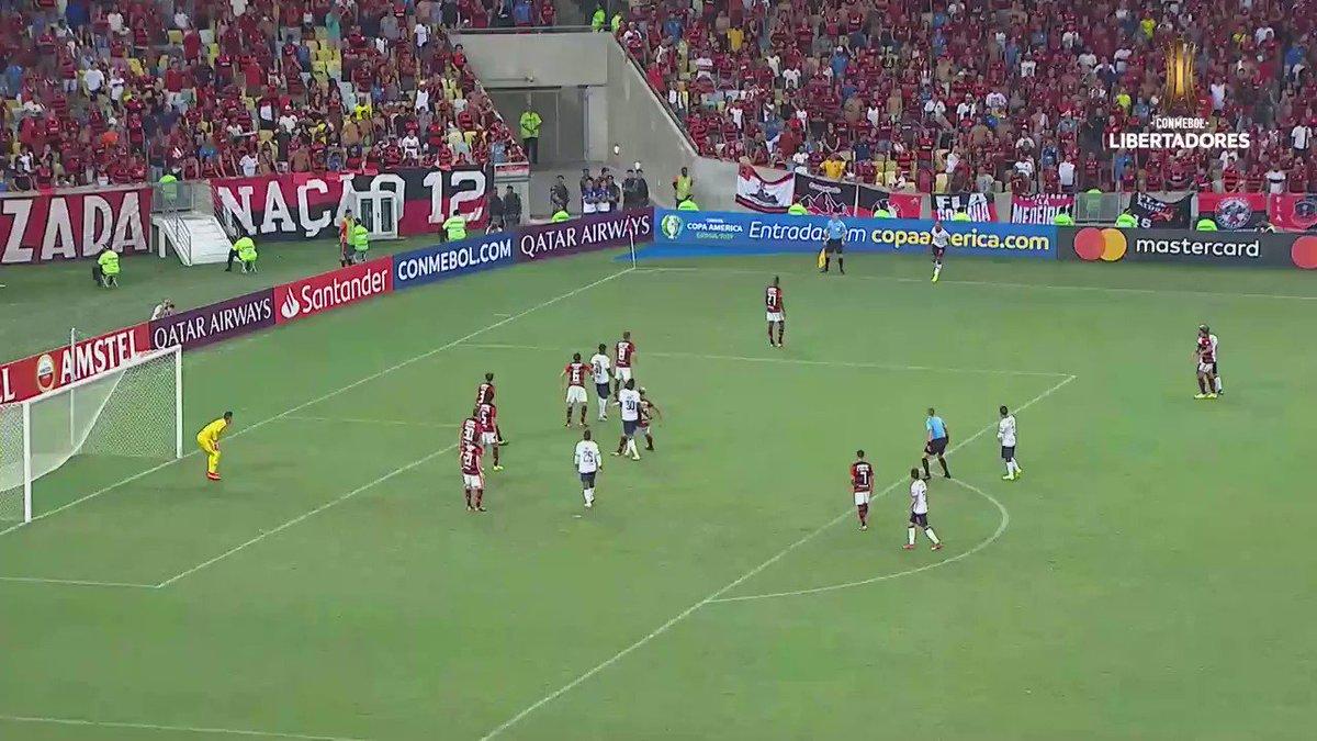 CONMEBOL Libertadores's photo on Diego Alves