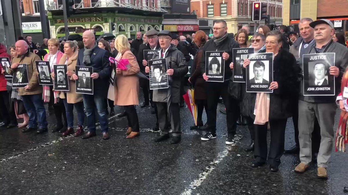 Sinn Féin's photo on Bloody Sunday