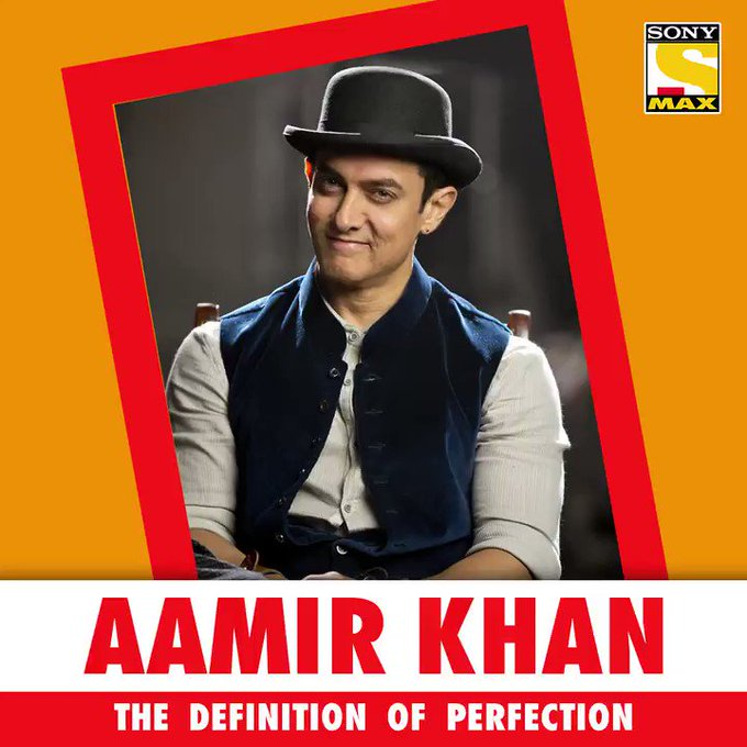 Happy Birthday to Mr Perfectionist of Bollywood