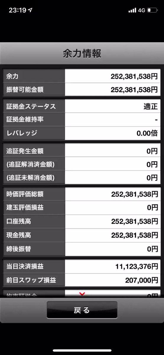Aki@FX 2,8億損切→1,5億奪還's photo on 英議会