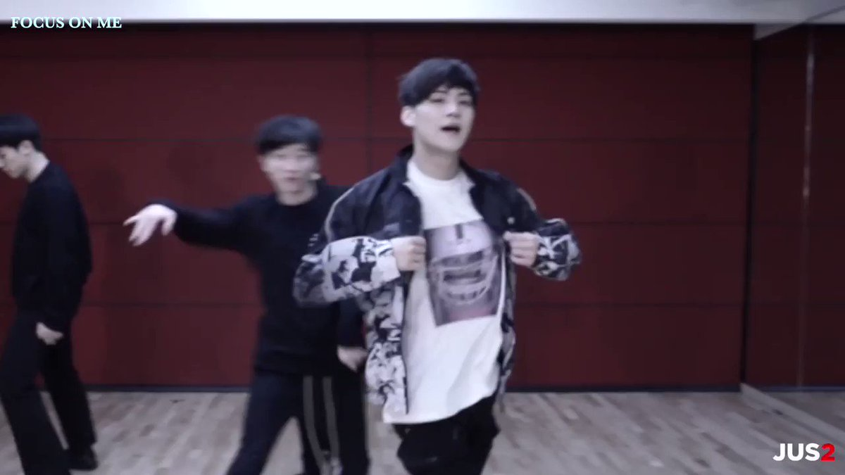 "Jus2 ""FOCUS ON ME"" Dance Practice (ME Ver. / Feat. Sexy Boyfriend) https://youtu.be/k33hwFc-SpE  #Jus2 #Jus2_FOCUS #Jus2_FOCUS_ON_ME"