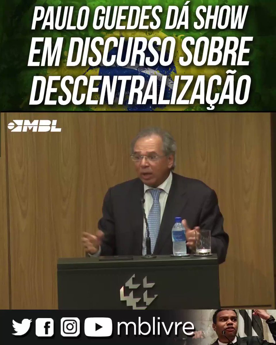 Mov. Brasil Livre's photo on Guedes