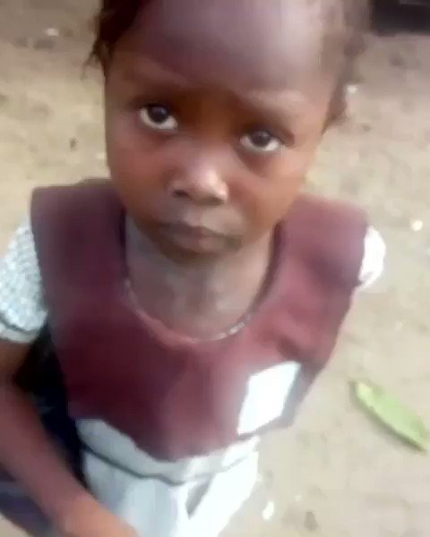 - Trending video of a little girl being sent out of the school, over of school fees, in warri ,delta.