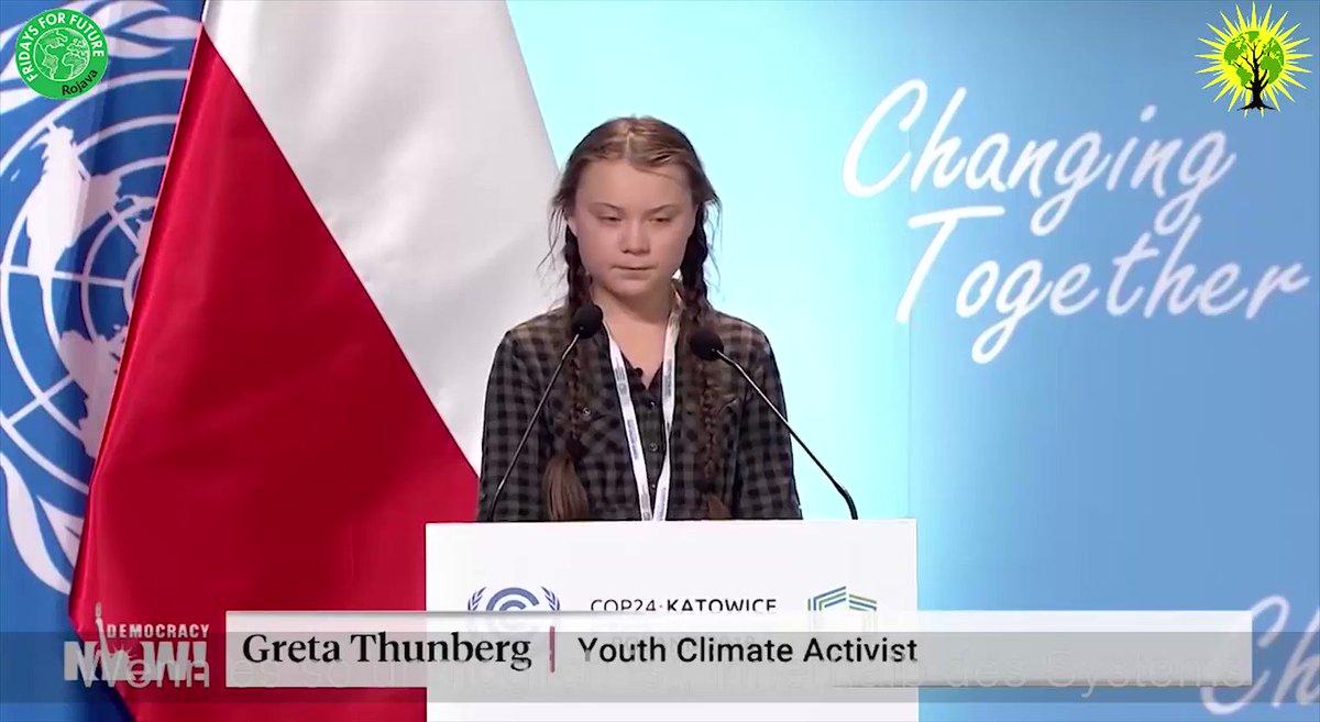 GreenRojava's photo on #climatejustice