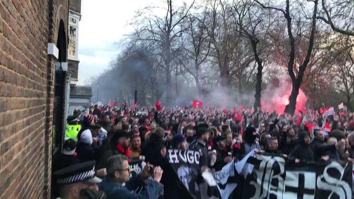 Antoine Biard's photo on #ArsenalSFRC