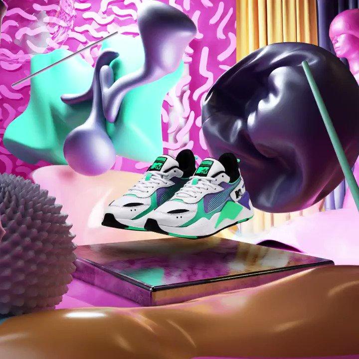 Future + Retro = #FUTRO 🔁 MTV #RSX Tracks out now in EU, coming soon State side. 🎥: @antonitudisco