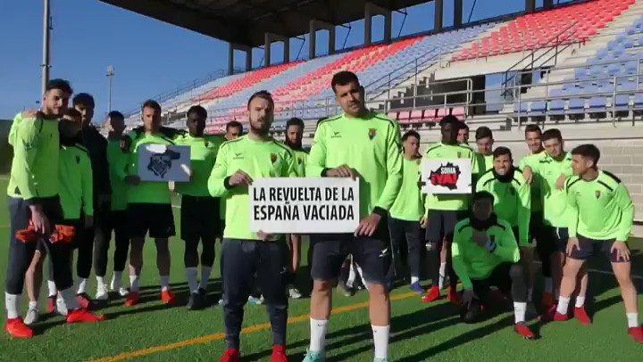31 DE MARZO 👍🏼✏️📆 | 🗣🔉Desde el CD Teruel apoyamos la Revuelta de la España Vaciada y os animamos a acudir a la manifestación del día 31/03 en Madrid. Por un futuro digno para nuestra provincia. #teruel #teruelexiste #soriaya #españavaciada #futurodigno #manifestacion #revuelta