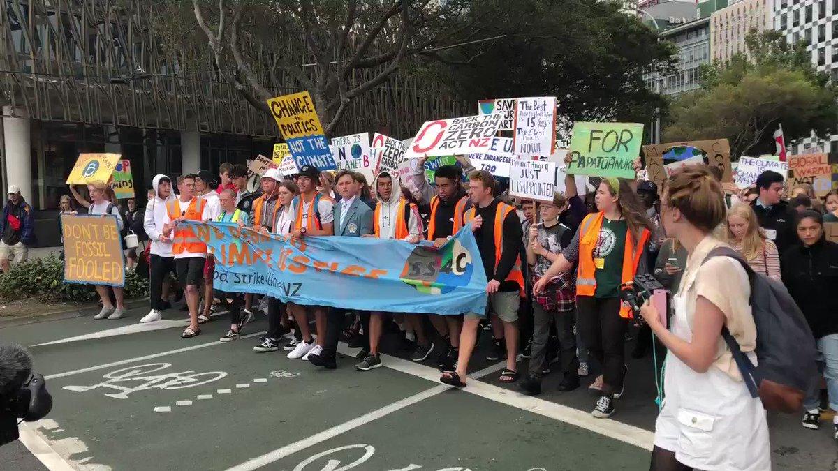 Greenpeace NZ's photo on #climatejustice