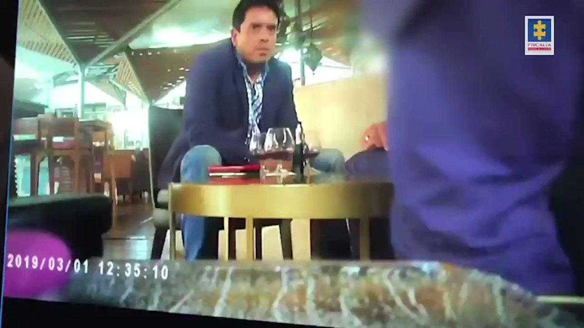 Fiscalía Colombia's photo on Carlos Alberto