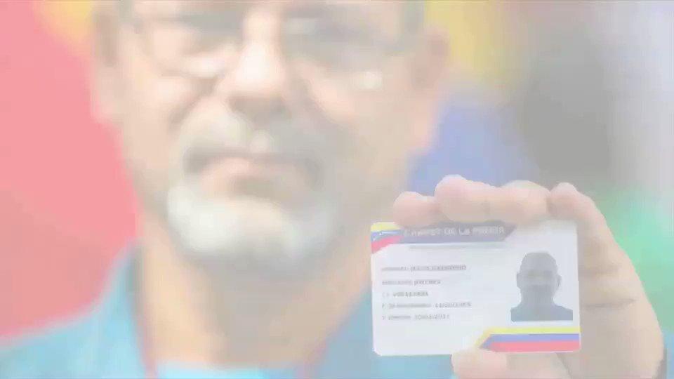Carnet de la Patria's photo on Rondon