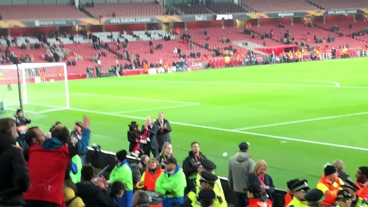 Anne-Charlotte's photo on #ArsenalSFRC