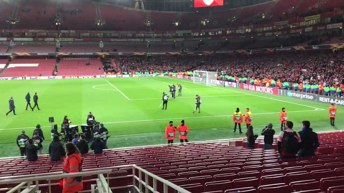 Nicolas Mangeard's photo on #ArsenalSFRC
