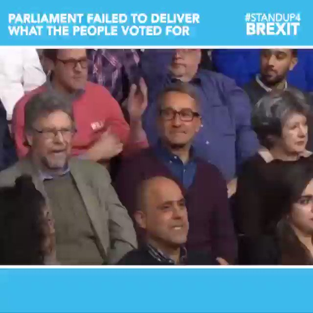 #StandUp4Brexit's photo on #bbcqt