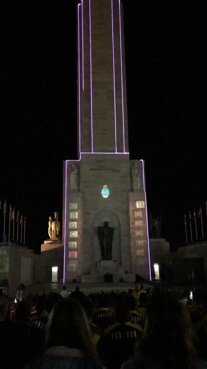 Comité Olímpico ARG's photo on Monumento