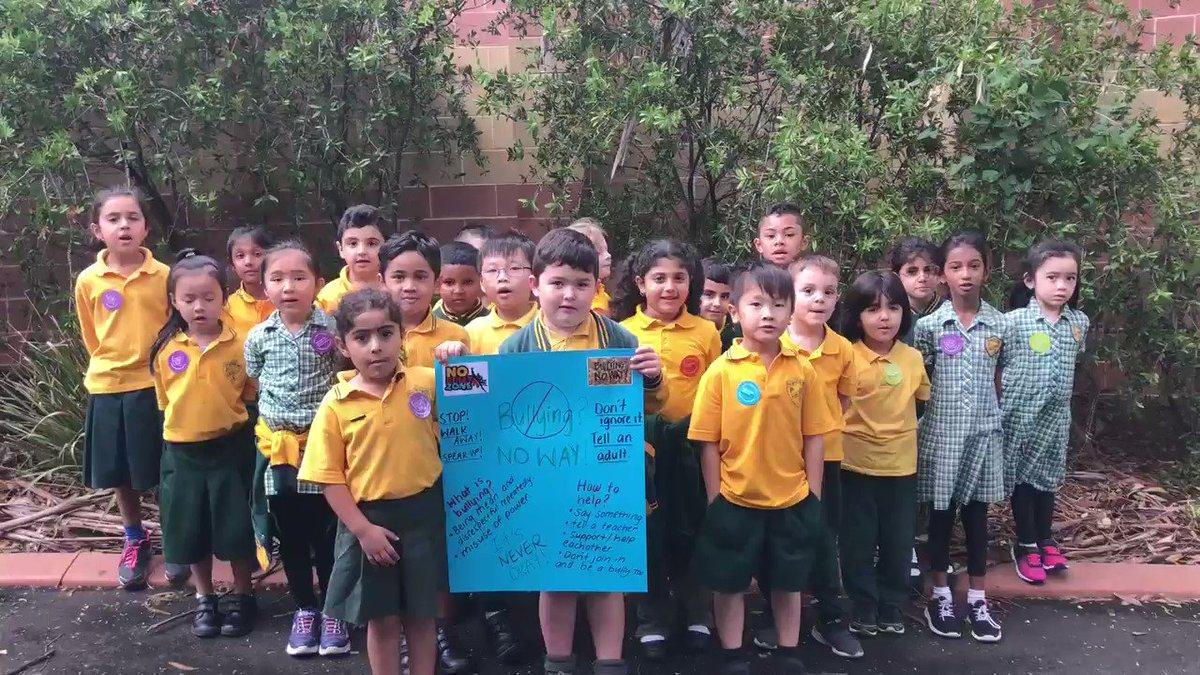 Sobara Kina's photo on #BullyingNoWay
