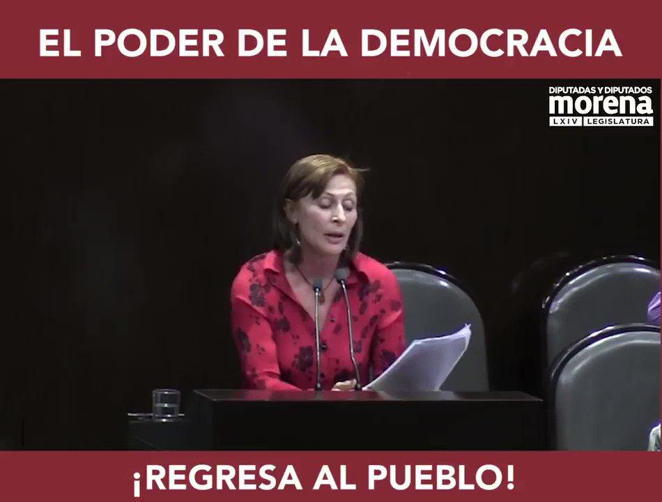 Tus Diputados Morena's photo on #RevocacionDeMandato