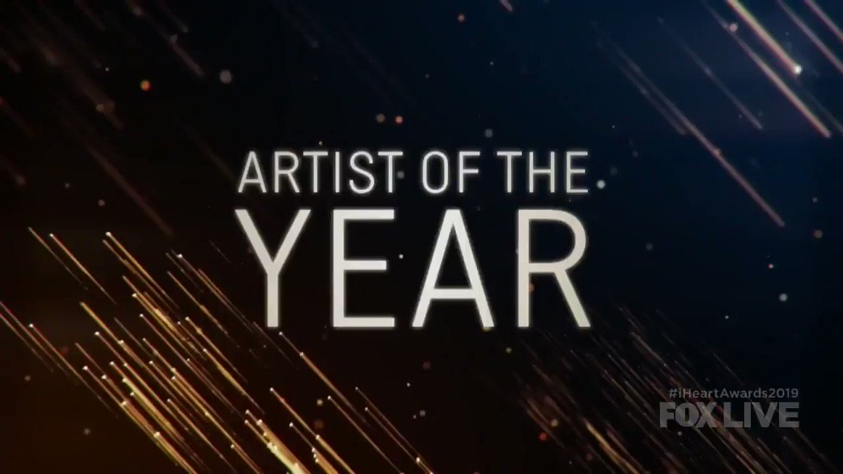 Ariana Grande Today's photo on Artist of the Year