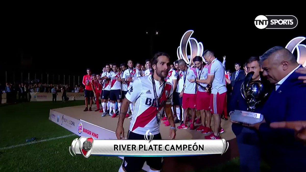 River Plate's photo on Cristóbal