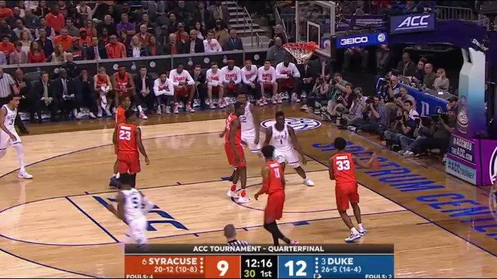 ProCity Hoops™'s photo on Syracuse