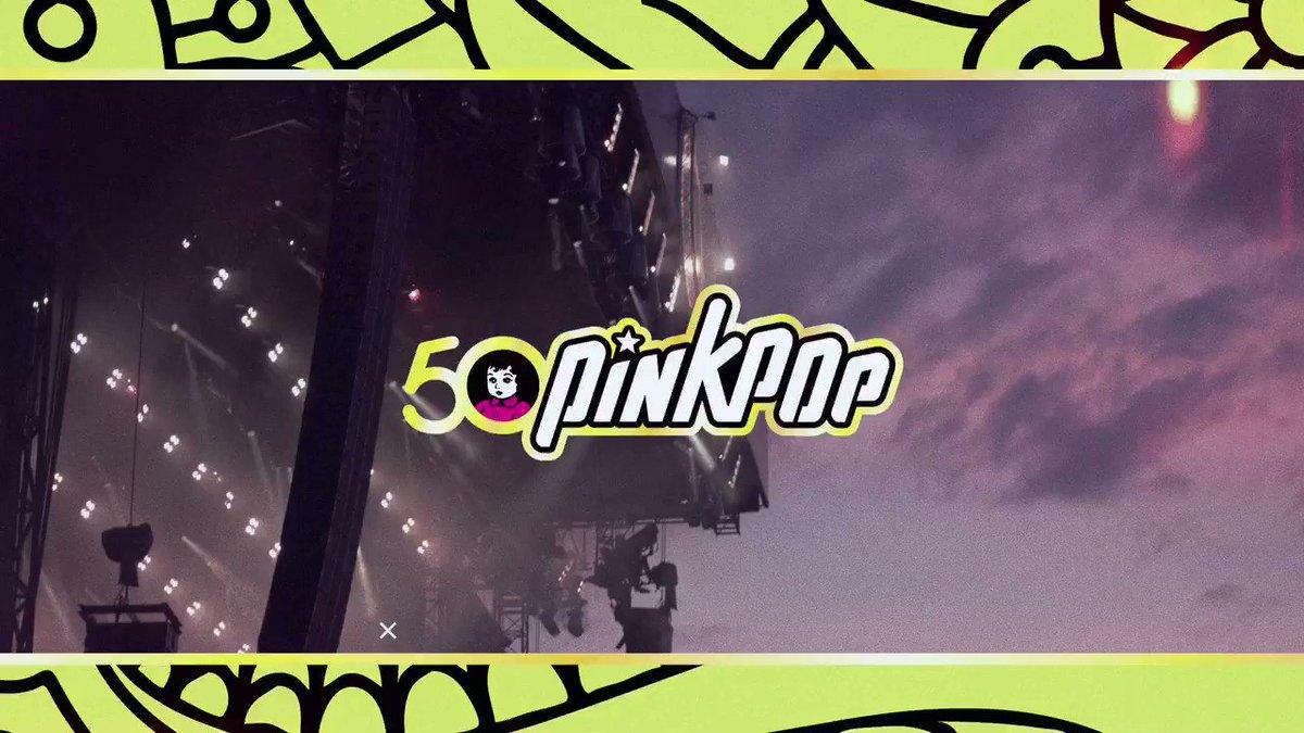 Brent's photo on pinkpop