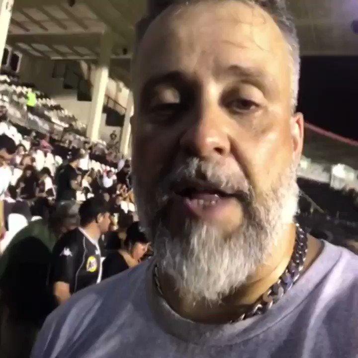 Alex Calheiros's photo on São Januário