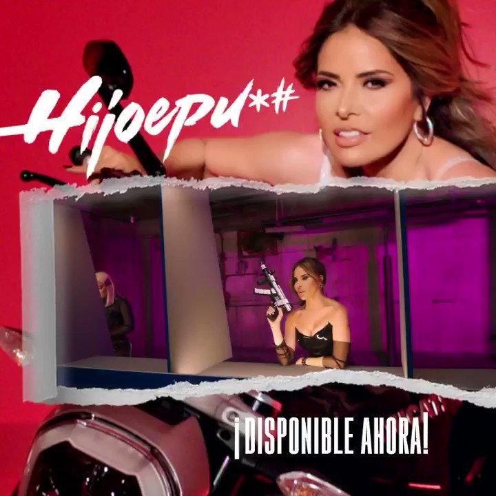 GloriaTrevi's photo on #Hijoepu