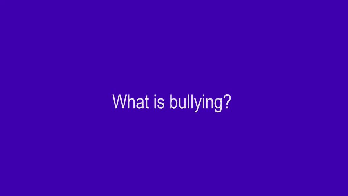 Dept for Education's photo on #BullyingNoWay