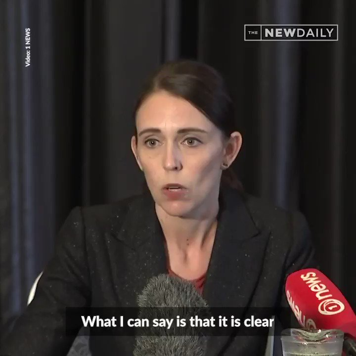 The New Daily's photo on NZ Prime Minister