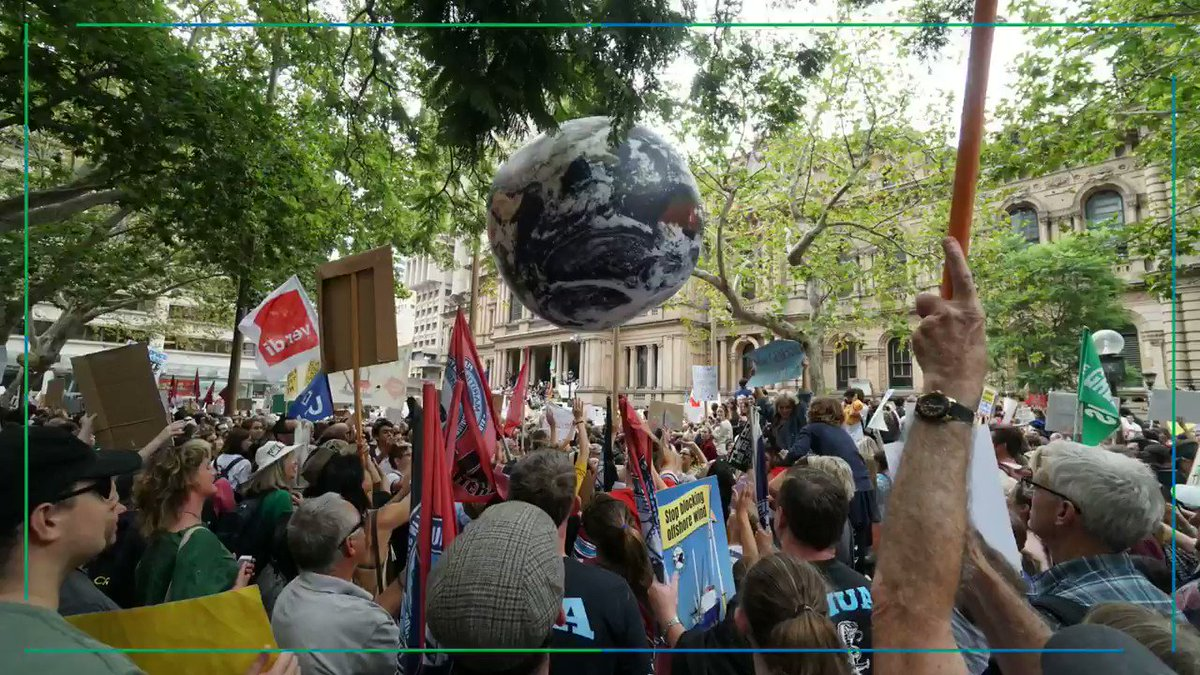 International Transport Workers' Federation (ITF)'s photo on #studentstrike4climate