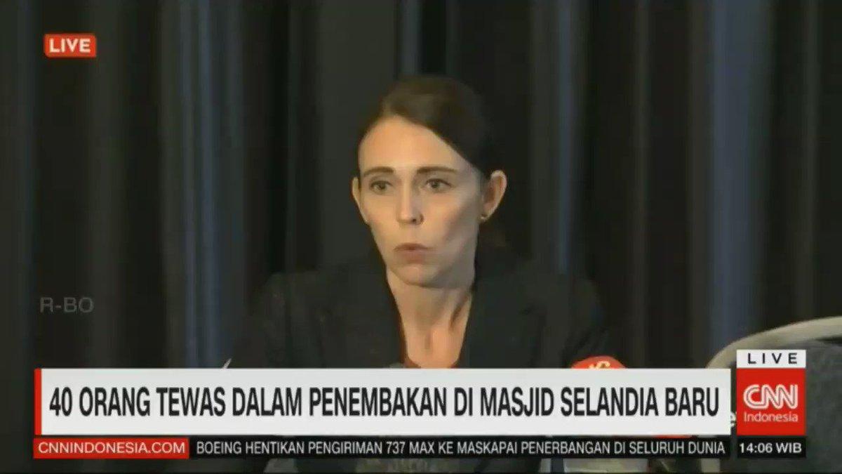 CNN Indonesia Daily's photo on Jacinda Adern