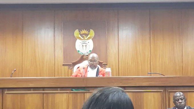 Judge Mandela Makaula Photo