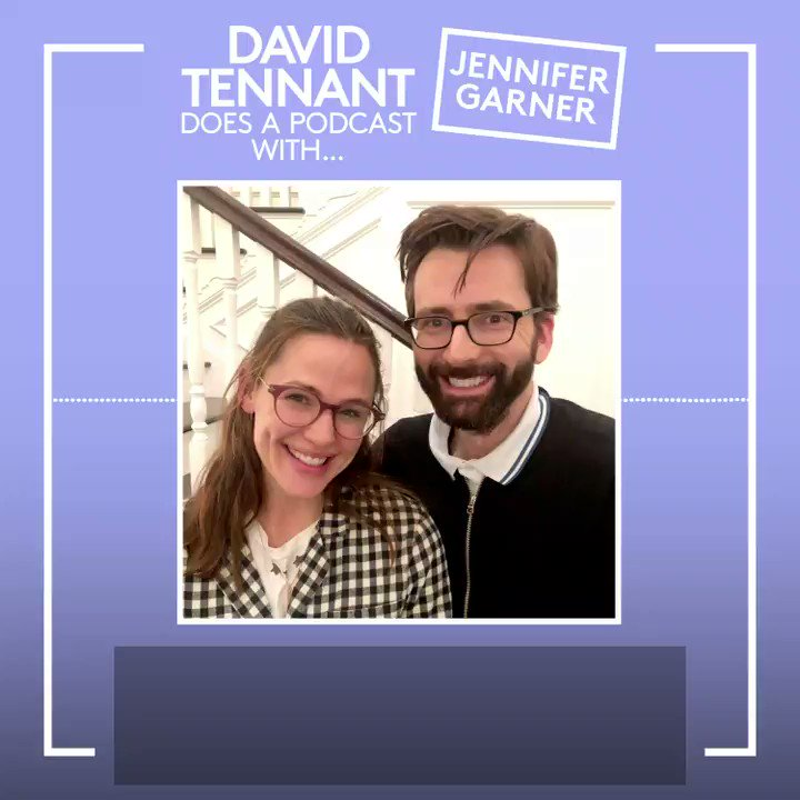 David Tennant Does A Podcast With...'s photo on David Tennant