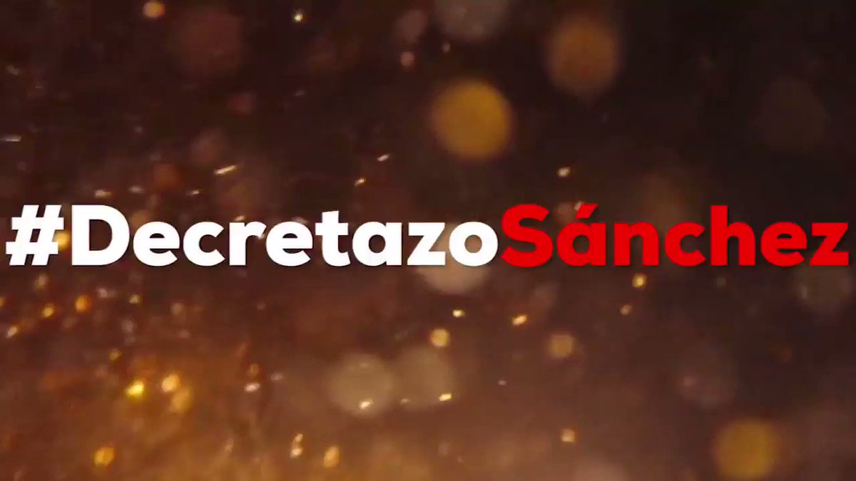 PP Comunidad de Madrid's photo on #DecretazoSánchez