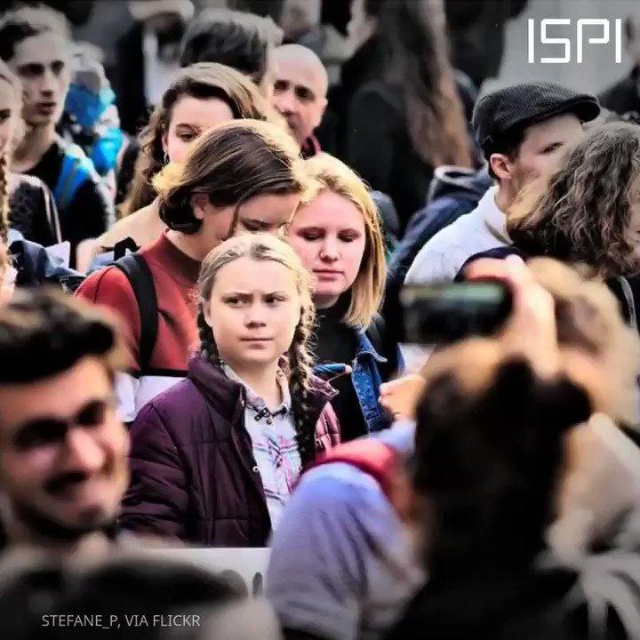 ISPI's photo on #GretaThumberg