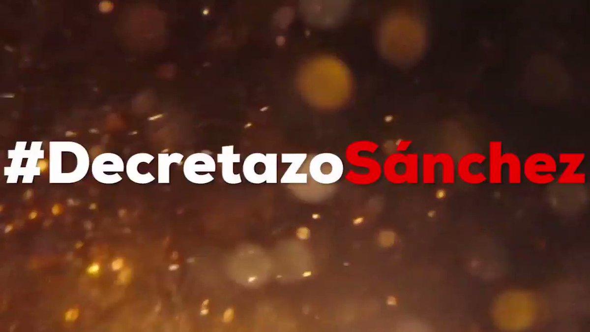 PP Vasco's photo on #DecretazoSánchez