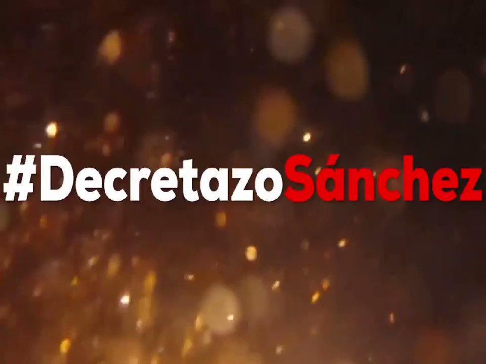 Pedro José Ruipérez's photo on #DecretazoSánchez