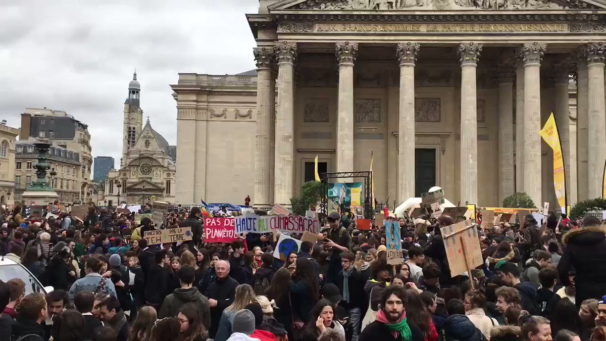 Clement Metivier's photo on #GlobalClimateStrike