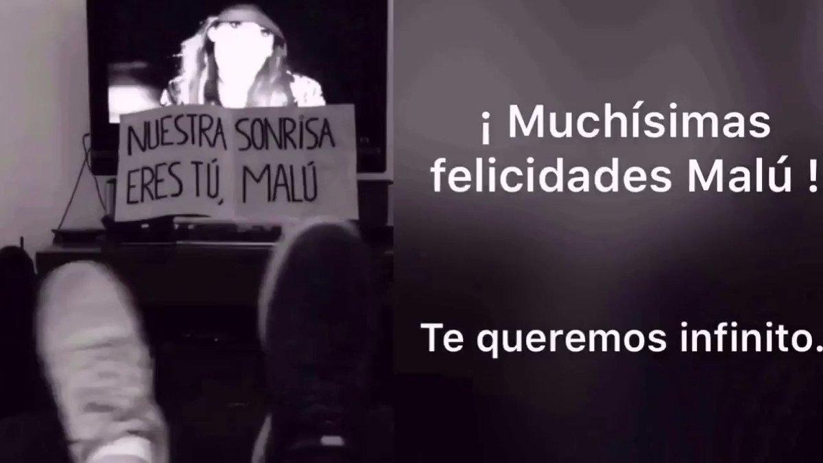 NuestraSonrisaEresTú's photo on #Felices37Malú