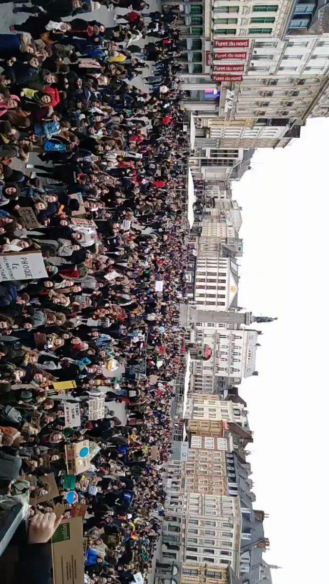 Noémi Gloor's photo on #MarchePourLeClimat