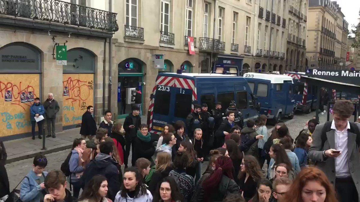 France 3 Bretagne's photo on #MarchePourLeClimat