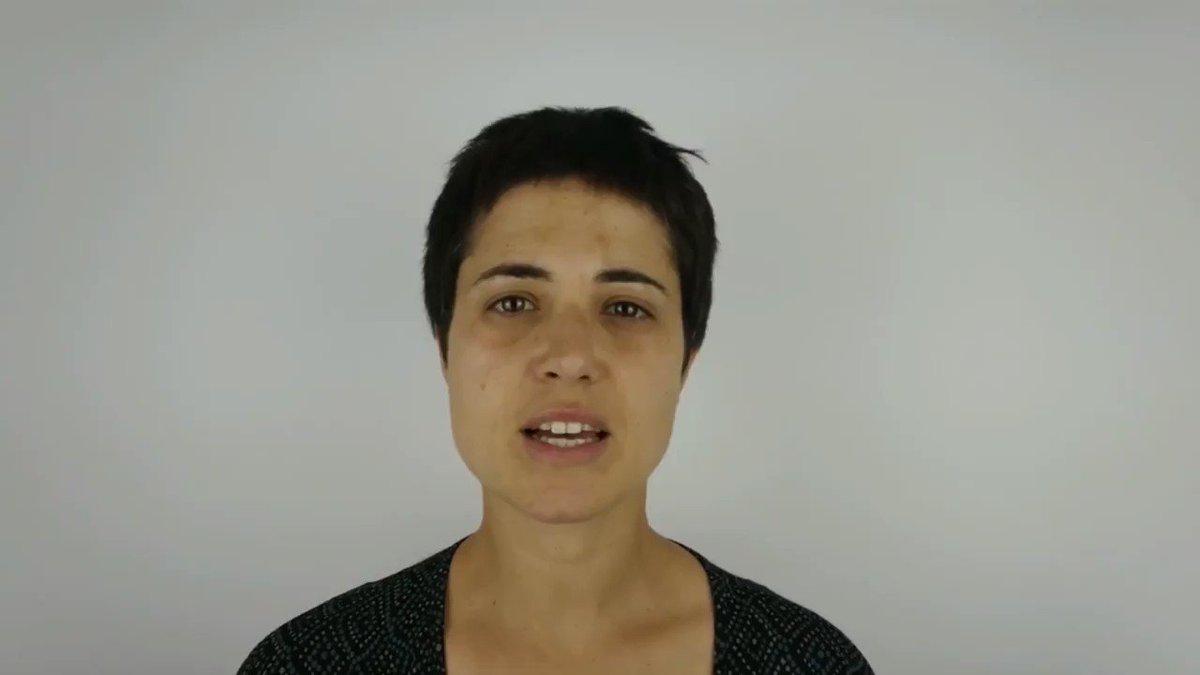 [BIDEOA] Nerea Loiolaren (@Tarin_Txo) atxikimendua #KazetaritzaEzDaDelitua @UtziARGIABakean