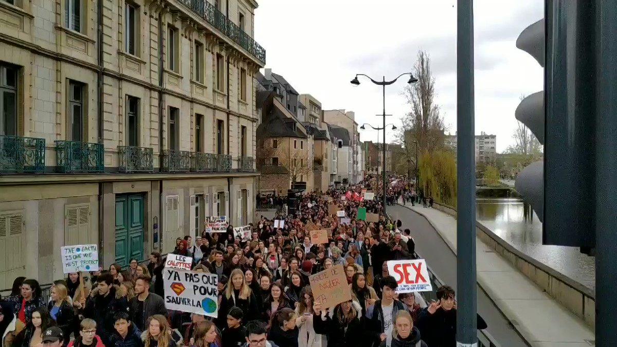 Ugo Thomas's photo on #MarchePourLeClimat