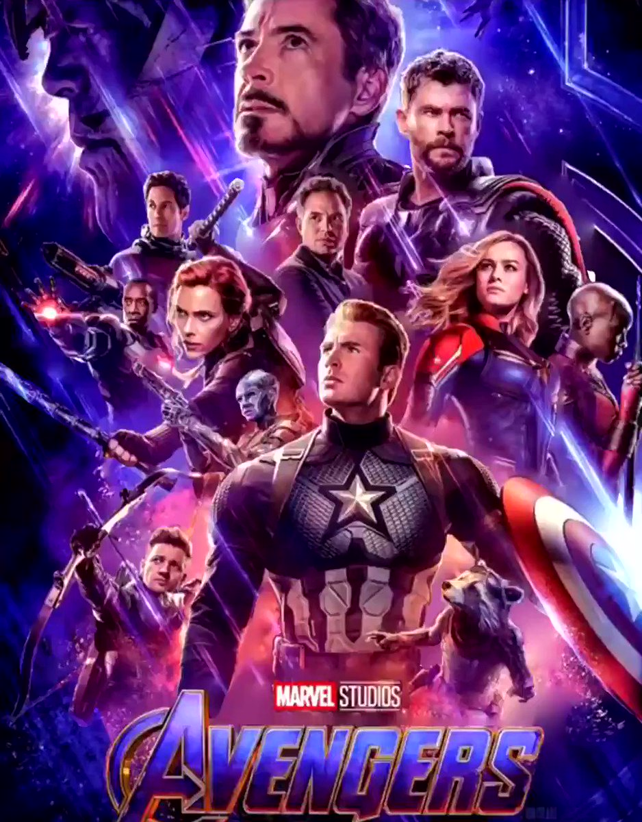 Mundo Vengador's photo on #AvengersEndGame
