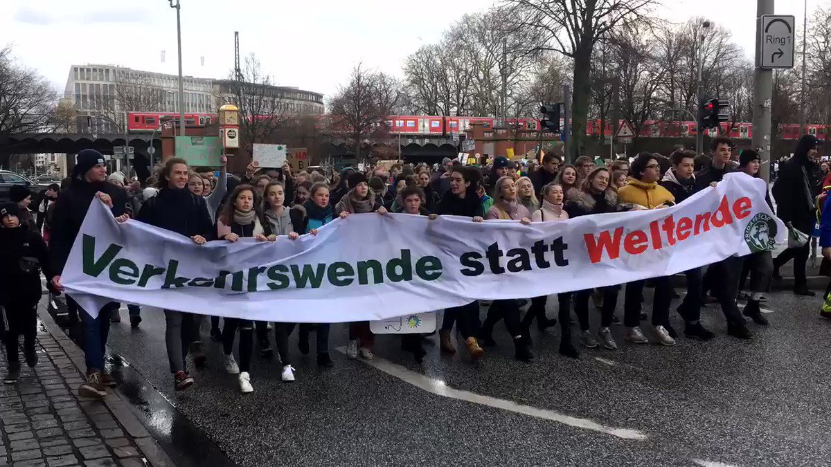 BUND Hamburg's photo on Tausende Schüler