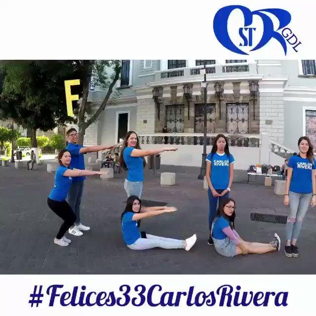 Klara Bella's photo on #Felices33CarlosRivera