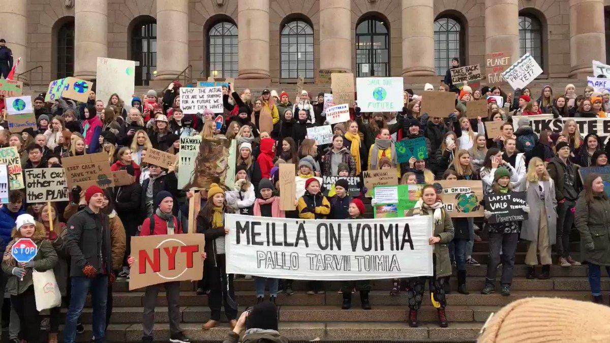 thisisFINLAND's photo on #ClimateActionNow