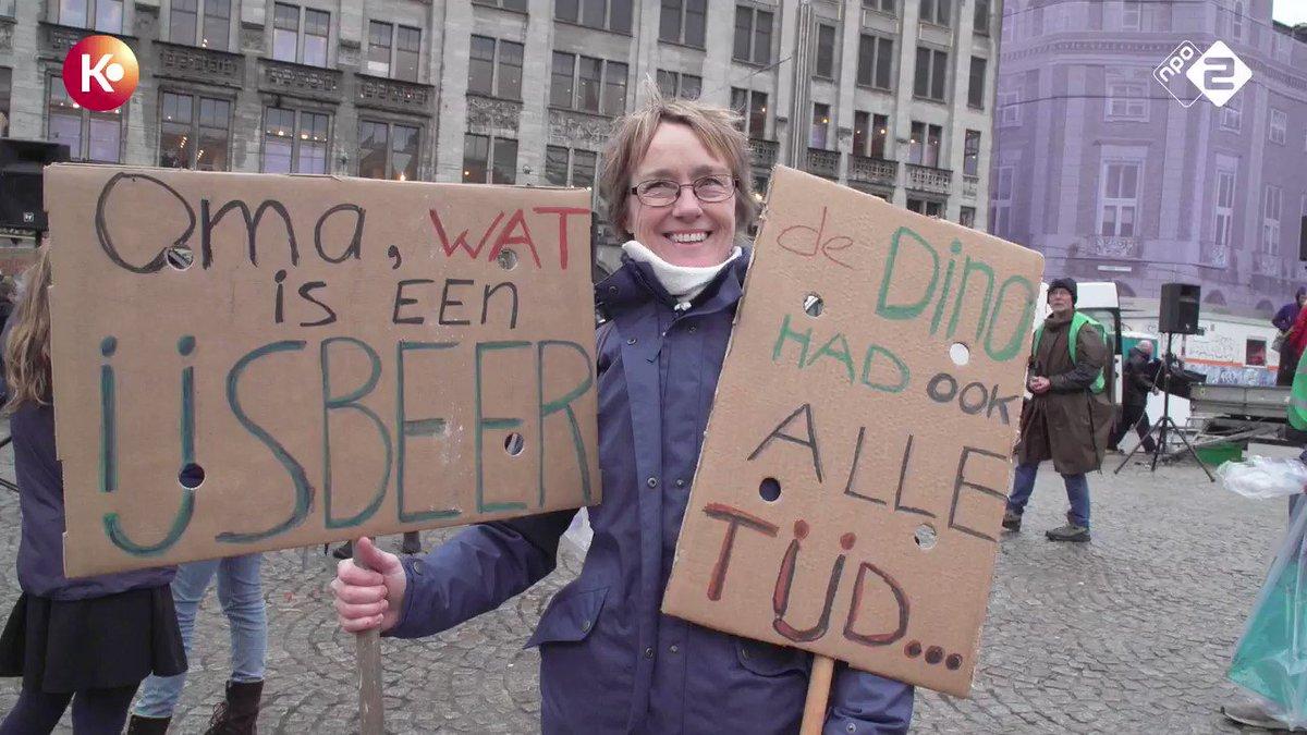 KRO Kruispunt's photo on #klimaatspijbelaars