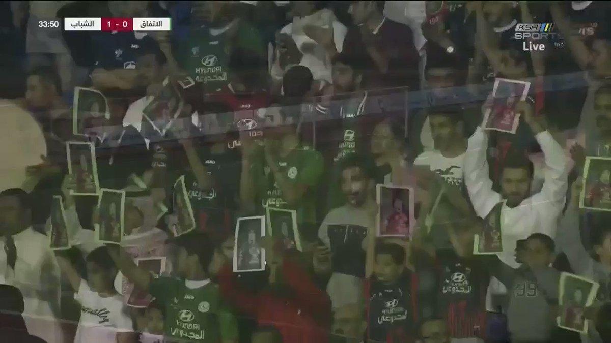 KSA SPORTS's photo on #الاتفاق_الشباب
