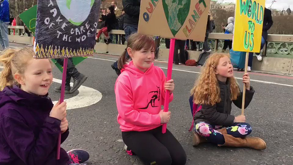 Real Media's photo on #YouthStrike4Climate
