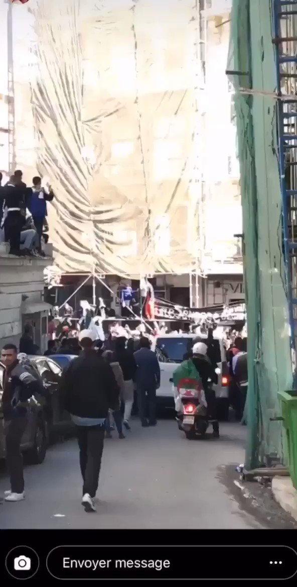 Des frissons .. Vive les Algériens @Soolking @Fianso  ♥️🙏🏼🇩🇿💪🏼